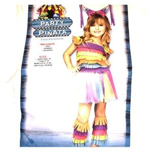 Toddler Piñata Costume